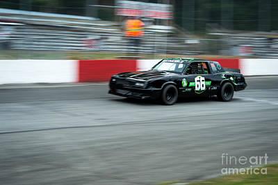 Photograph - Car 66 by Wayne Wilton