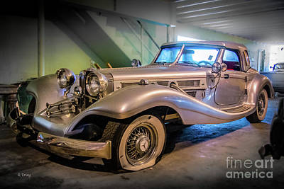 Photograph - Mercedes Benz Classic by Rene Triay Photography