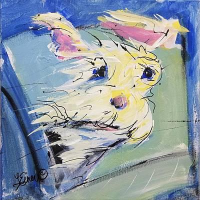 Painting - Car Ride by Terri Einer