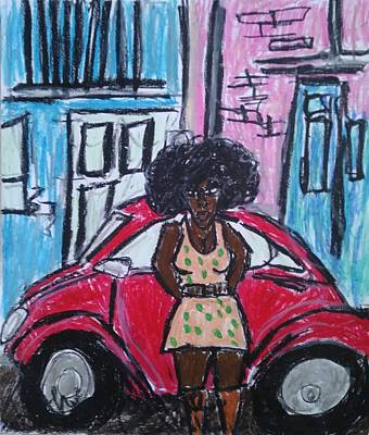 Pastel - Car Trouble by Dele Akerejah