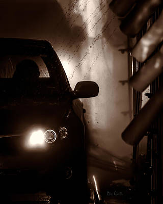Photograph - Car Wash by Bob Orsillo