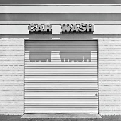 Photograph - Car Wash by Patrick M Lynch