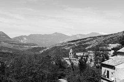 Photograph - Caramanico - Landscapes From Italy 3 by Andrea Mazzocchetti