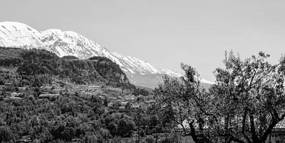 Photograph - Caramanico - Landscapes From Italy 4 by Andrea Mazzocchetti
