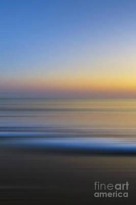 Ocean Energy Photograph - Caramel Dawn - Part 1 Of 3 by Sean Davey