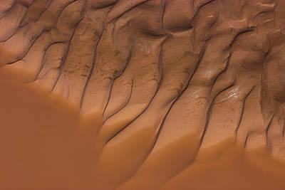 Photograph - Caramel Mud by Deborah Hughes