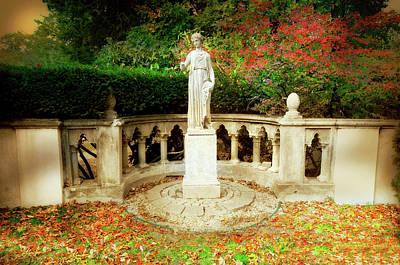 Photograph - Caramoor Goddess  by Diana Angstadt