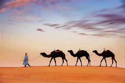 Photograph - Caravan by Okan YILMAZ