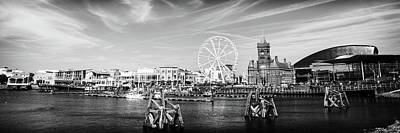 Photograph - Cardiff Bay by Jeremy Voisey