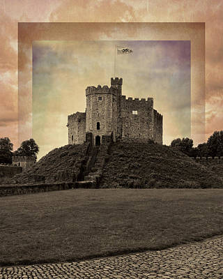 Photograph - Cardiff Castle by Mike Braun