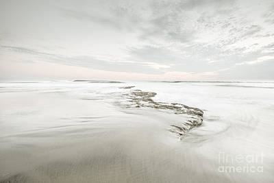 Cardiff State Beach Photograph - Cardiff Pastels by Alexander Kunz