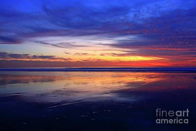Photograph - Cardiff Sky by John F Tsumas