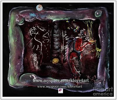 Painting - Care by Carol Rashawnna Williams