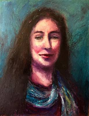 Painting - A Mused by Shannon Grissom