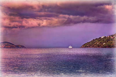 Photograph - Caribbeam Weather Mood by Hanny Heim