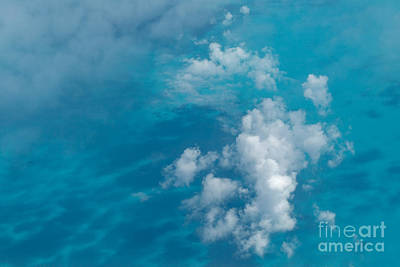 Photograph - Caribbean Abstraction by Charles Kozierok