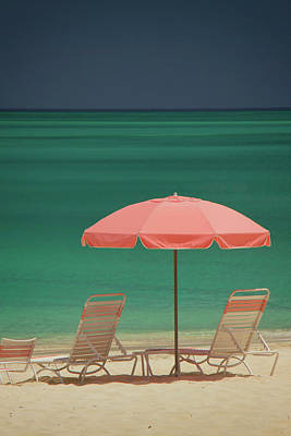 Photograph - Caribbean Colors by Debby Richards