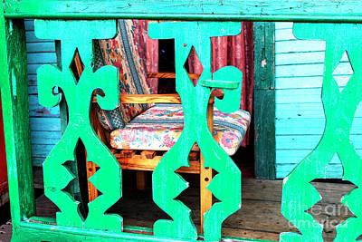 Photograph - Caribbean Colors In Bocas Del Toro Panama by John Rizzuto