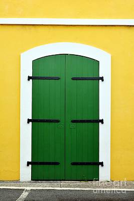 Photograph - Caribbean Colors by Mel Steinhauer