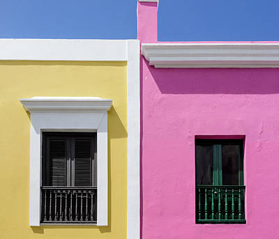 Photograph - Caribbean Colors by Oscar Gutierrez