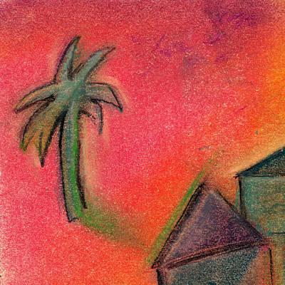 Pastel - Island Life by Valerie Reeves