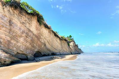 Photograph - Caribbean Island by Nadia Sanowar
