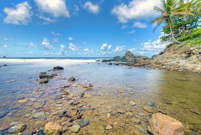 Photograph - Caribbean Paradise by Nadia Sanowar