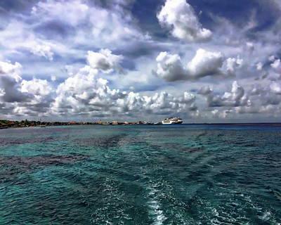 Photograph - Caribbean Splendor by Anthony Dezenzio