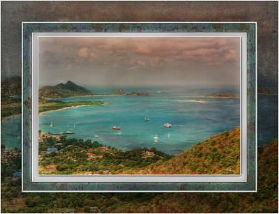 Digital Art - Caribbean Symphony by Hanny Heim