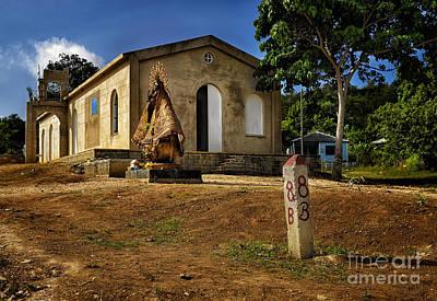 Photograph - Caridad Del Cobre Holguin Cuba by Jose  Rey