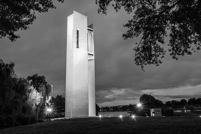 Photograph - Carillon by Nicholas Blackwell