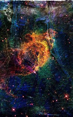 Carina Nebula Art Print by Andrea Barbieri