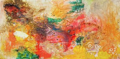Painting - Carino by Ivan Guaderrama