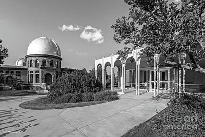 Photograph - Carleton College Goodsell Observatory by University Icons