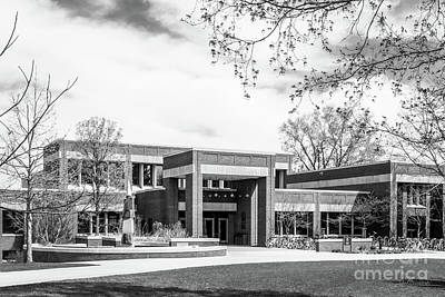 Photograph - Carleton College Mc Kinley Gould Library by University Icons