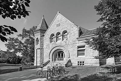 Carleton College Scoville Hall Art Print by University Icons