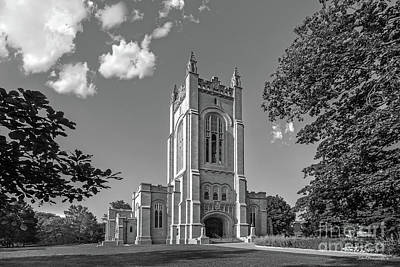 Photograph - Carleton College Skinner Memorial Chapel by University Icons