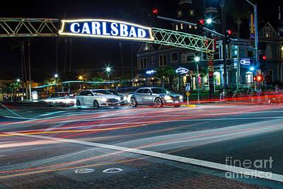 Photograph - Carlsbad California by Ben Graham