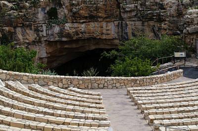 Photograph - Carlsbad Cavern Entrance by Tikvah's Hope