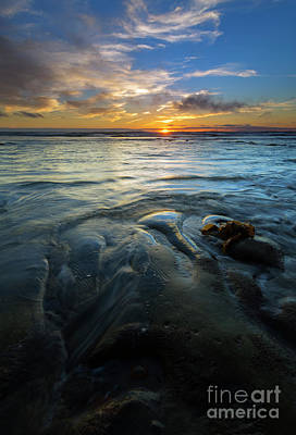 Photograph - Carlsbad Sundown by Mike Dawson