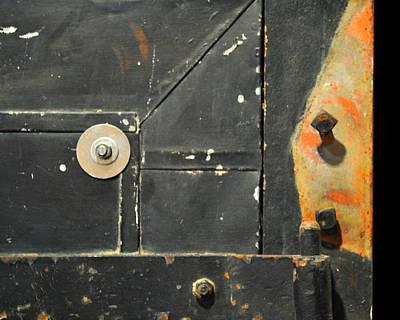 Carlton 10 - Firedoor Detail Art Print