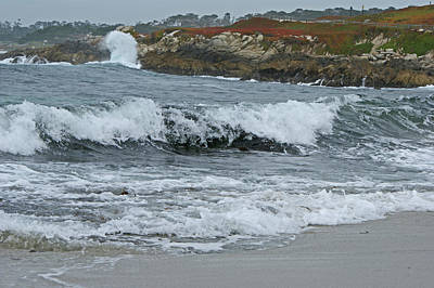 Photograph - Carmel 3 by Ernie Echols