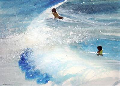 Carmel By The Sea Art Print by Ed  Heaton