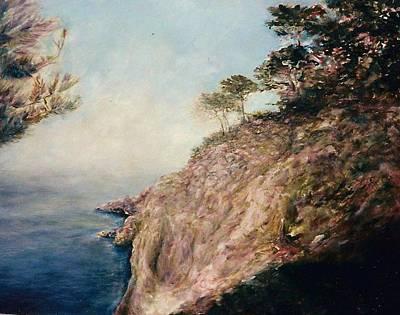 Painting - Carmel by Caroline Krieger Comings