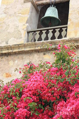 Photograph - Carmel Mission Bell by Carol Groenen