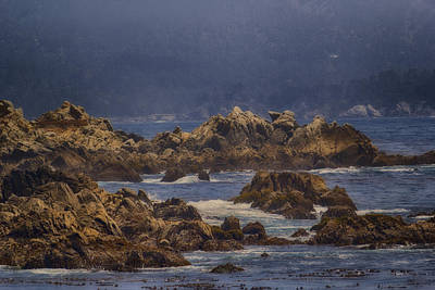 Photograph - Carmel Seascape by Christopher Purcell
