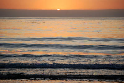 Photograph - Carmel Sunset by Harvey Barrison