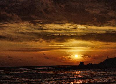 Photograph - Carmel Sunset by Michael McGowan