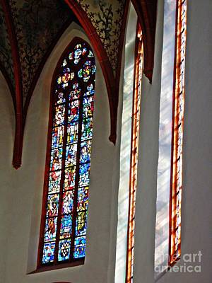 Monasticism Photograph - Carmelite Convent Church Mainz by Sarah Loft