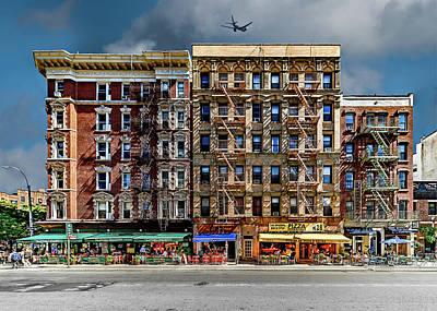 Photograph - Carmine Street by Chris Lord